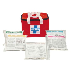 Blue Water First Aid Kit - Soft Case