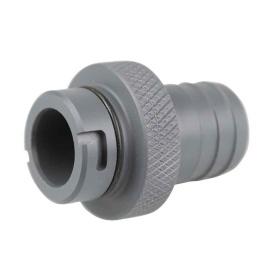 "Buy FATSAC W738 3/4"" Male Quick Connect 1-1/8"" Barbed Tsunami Pump Threads"