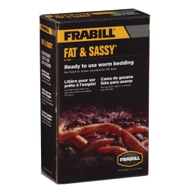 Fat  &  Sassy Pre-Mixed Worm Bedding - 2.5lbs