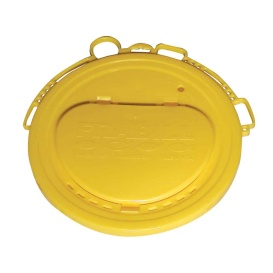 Deluxe Bait Bucket Lid