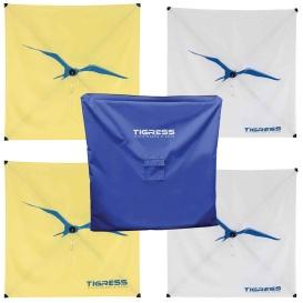 Buy Tigress KITEPKG-KIT Kite Kit - 2-All Purpose Yellow, 2-Specialty White