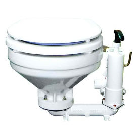 HF Series Hand Operated Marine Toilet