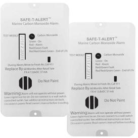 Buy Safe-T-Alert FX-4MARINE2-PACK FX-4 Carbon Monoxide Alarm - 2-Pack -