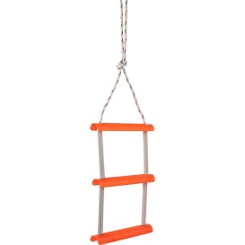 Buy Sea-Dog 582503-1 Folding Ladder - 3 Step - Anchoring and Docking