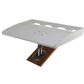 "Buy Sea-Dog 326510-3 Rod Holder Gimbal Mount Fillet Table - 20"" - Hunting"