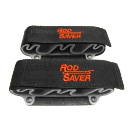 Buy Rod Saver SMP4 Portable Side Mount w/Dual Lock 4 Rod Holder - Hunting