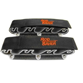 Buy Rod Saver SMP6 Portable Side Mount w/Dual Lock 6 Rod Holder - Hunting