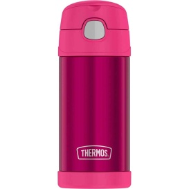 Buy Thermos F4019PK6 FUNtainer Stainless Steel Insulated Pink Water Bottle