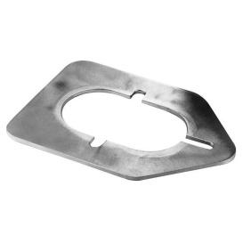 Buy Rupp Marine 10-1476-40 Backing Plate - Large - Hunting & Fishing