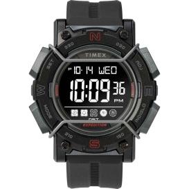 Buy Timex TW4B17900JV Expedition Digital Face 47mm - Black Screen w/Black