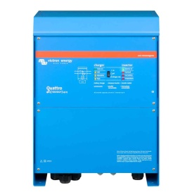 Buy Victron Energy QUA483100100 Quattro Inverter/Charger 48 VDC - 10,000W