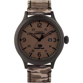 Buy Timex TW2U20900SO x Mossy Oak Standard - XL 43mm Case - Light