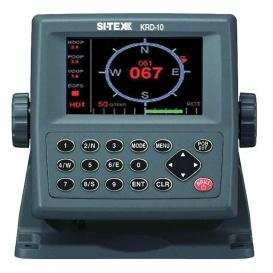 Buy SI-TEX KRD-10 Color LCD NMEA 0183 Repeater - Marine Navigation &