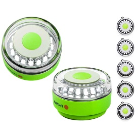 Buy Navisafe 010-1 Navilight All-White 5 Mode 360-deg Rescue 2NM w/Green