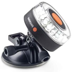 Buy Navisafe 041-1 All-White 5 Mode 360-deg 2NM w/Suction Base -