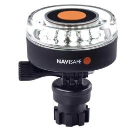 Buy Navisafe 040-1 Navilight All-White 5 Mode 360-deg 2NM w/Navimount Base