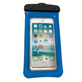 """Buy WOW Watersports 18-5000B H2O Proof Phone Holder - Blue 4"""" x 8"""" -"""