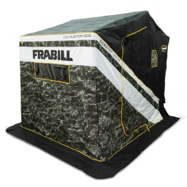 Buy Frabill FRBSH200 Ice Hunter SideStep 200 Ice Shelter - Fishing and