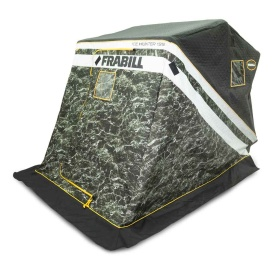 Buy Frabill FRBSH195 Ice Hunter Front-Entry 195 Ice Shelter - Fishing and