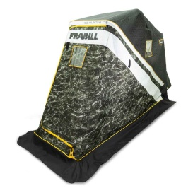 Buy Frabill FRBSH115 Ice Hunter Front-Entry 115 Ice Shelter - Fishing and