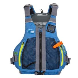 Buy MTI Life Jackets MV716D-L/XL-851 Trident Life Jacket - Keg Blue -