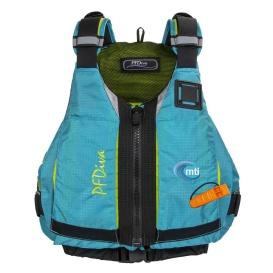 Buy MTI Life Jackets MV705F-S/M-849 PFDiva Women's Life Jacket - Glacial