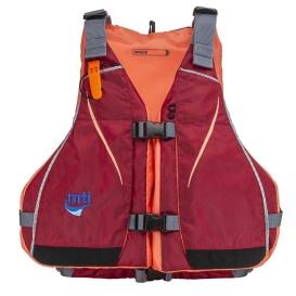 Buy MTI Life Jackets MV807M-XL/2XL-857 Moxie Women's Life Jacket -
