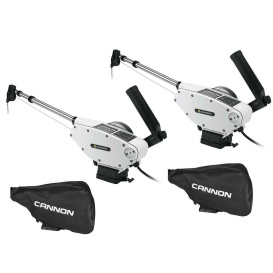 Optimum  10 Tournament Series (TS) BT Electric Downrigger 2-Pack w/Black Covers