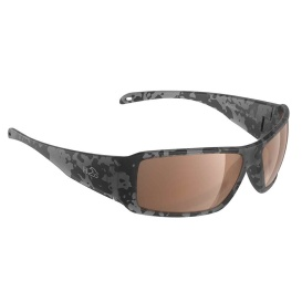 Buy H2Optix H2023 Stream Sunglasses Matt Tiger Shark, Brown Lens Cat.3 -