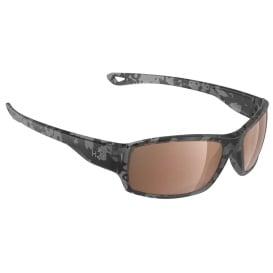 Buy H2Optix H2038 Beachwalker Sunglasses Matt Tiger Shark, Brown Lens Cat.