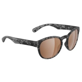 Buy H2Optix H2043 Caladesi Sunglasses Matt Tiger Shark, Brown Lens Cat. 3
