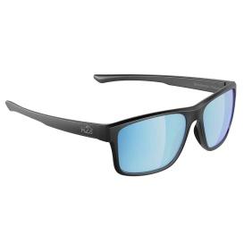 Buy H2Optix H2030 Coronado Sunglasses Matt Gun Metal, Grey Blue Flash