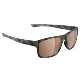 Buy H2Optix H2032 Coronado Sunglasses Matt Tiger Shark, Brown Lens Cat. 3