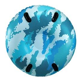 "Buy Aqua Leisure PST10891 48"" Pipeline Sno Mega 2-Person Sno-Tube - Blue"