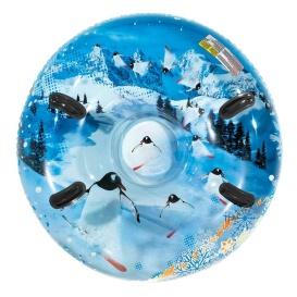"""Buy Aqua Leisure AW-4452TWM 48"""" Pipeline Sno Mega 2-Person Sno-Tube - Air"""