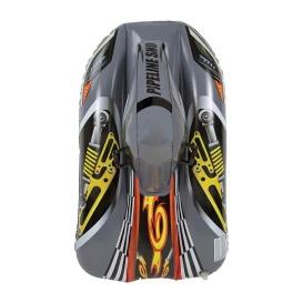 "Buy Aqua Leisure PSS4058 40"" Pipeline Sno Snowrocket Sled - Racer Grey -"