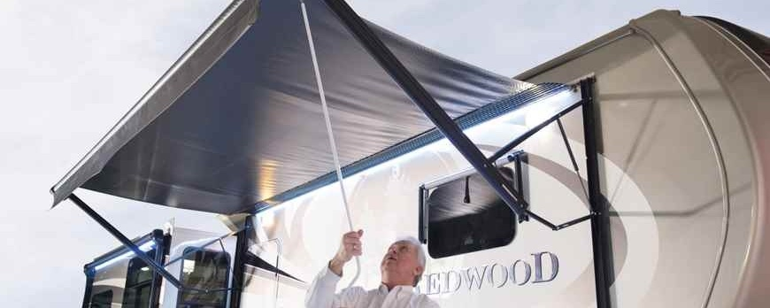 How to Prolong the Life of Your RV Awning
