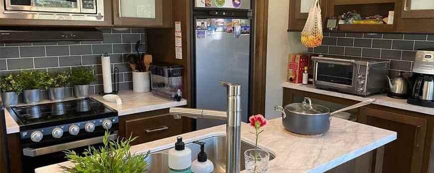 Finding Your Way Around the RV Kitchen