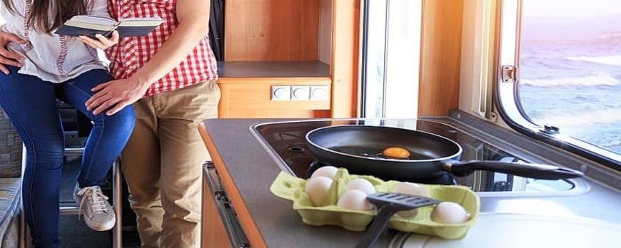 How to Choose an RV Induction Cooktop?